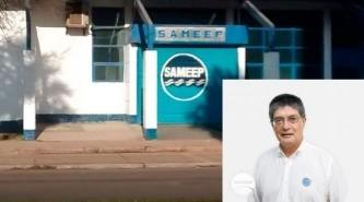 El Gerente de SAMEEP presentó su renuncia, Capitanich analiza su reemplazo