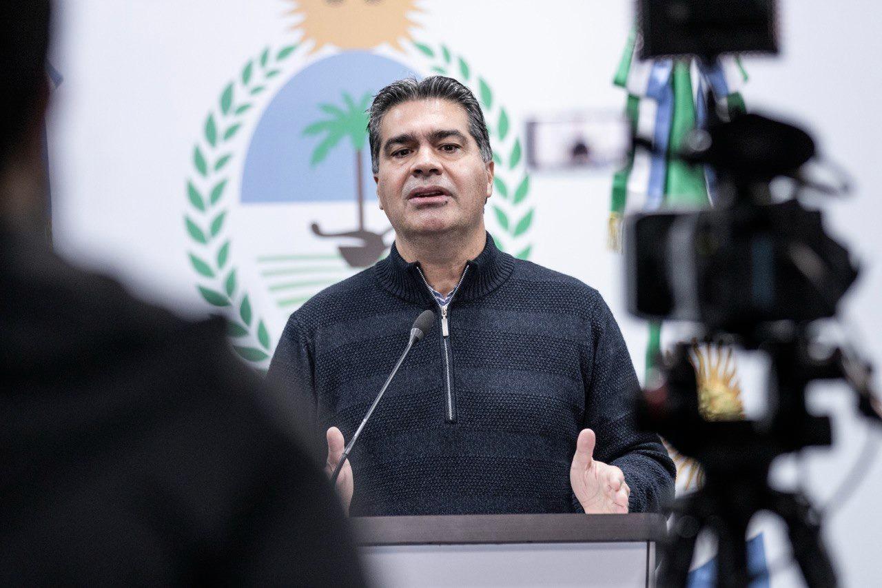 El gobernador anunció la máxima restricción de actividades en lo que va de la cuarentena para frenar la circulación comunitaria