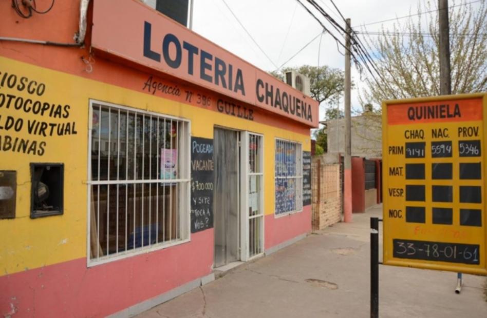 Lotería Chaqueña suspendió todos los sorteos hasta el 21 de junio