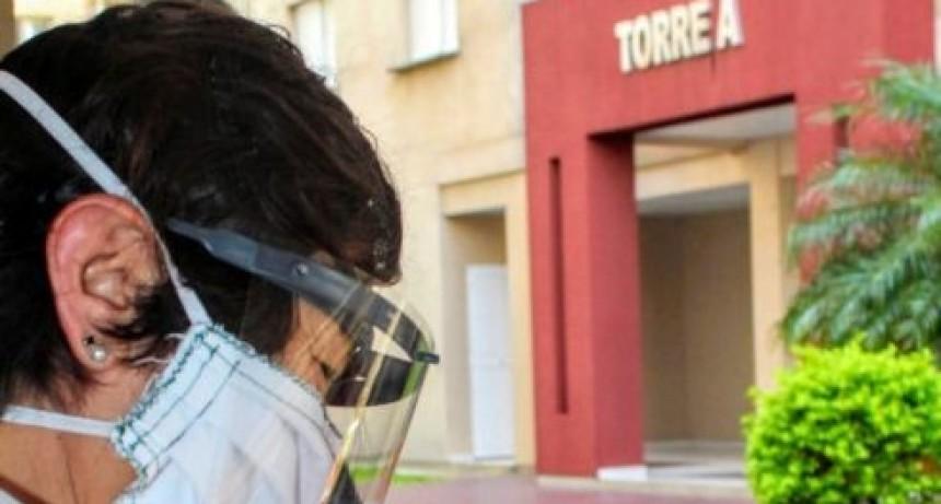 Resistencia: Salud asiste a la comunidad de las Torres Sarmiento con recomendaciones y una Posta Sanitaria