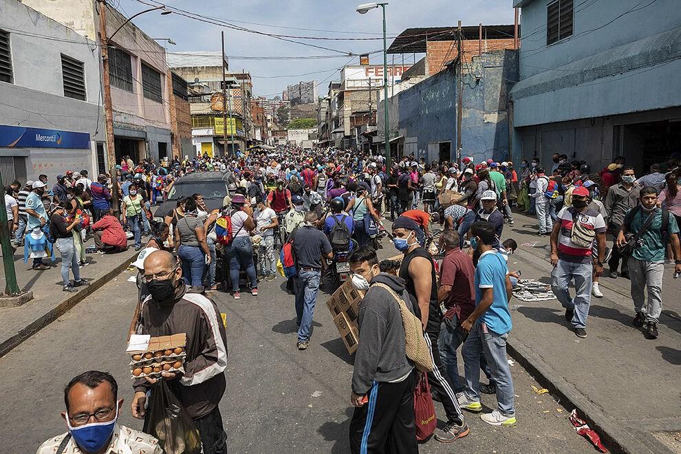 Expectativa por la decisión de la Corte Penal Internacional sobre las denuncias de crímenes de lesa humanidad del régimen de Nicolás Maduro en Venezuela
