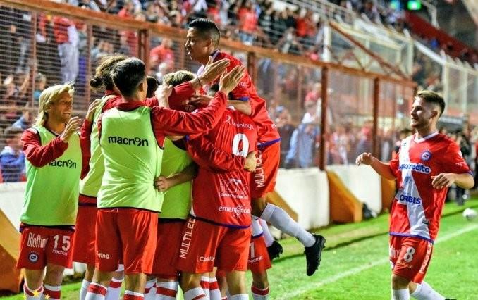 Argentinos Juniors ascendió a Primera División