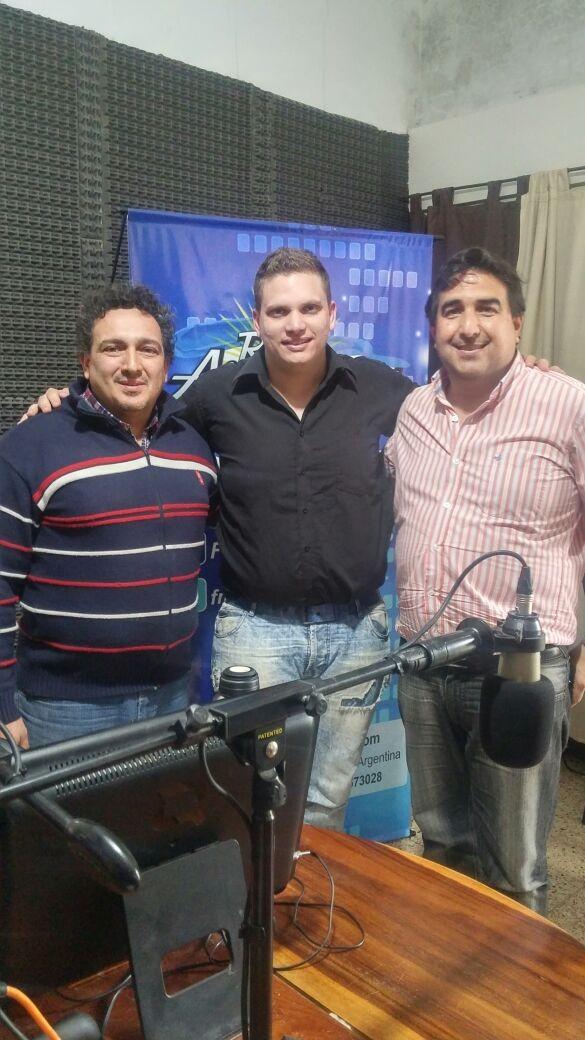 Mano a Mano con Sergio Almiron