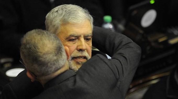 Diputados rechazó expulsar a De Vido