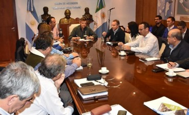 PEPPO FIJÓ LINEAMIENTOS PARA TRABAJAR LA PROPUESTA DE ORDENAMIENTO TERRITORIAL DEL EX CAMPO DE TIRO