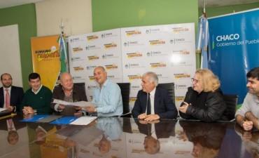 El nuevo edificio de  Lotería Chaqueña  Tendrá una inversión de 56 millones de pesos