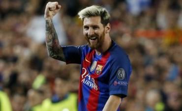 Messi extendió su contrato con una cláusula de rescisión de 300 millones