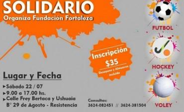 Encuentro Deportivo Infantil Solidario