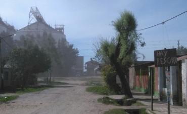 Vecinos denuncian contaminación de una cerealera en Pto. Vilelas
