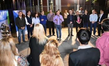 PEPPO HABILITÓ LA PRIMERA ETAPA DEL PLAN DE RECONVERSIÓN DE ALUMBRADO PÚBLICO DE SODIO A LED EN RESISTENCIA