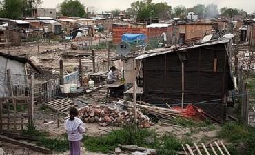 Casi el 59% de los chicos de hasta 17 años es pobre en Argentina