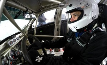 Frangioli hizo podio en La Plata