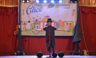 """Chaque el Circo """"3"""" en el Barrio Mate Cosido"""