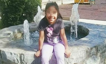 Macabro crimen de una nena de 8 años