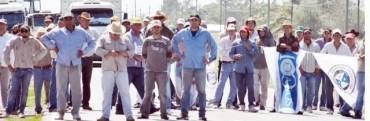 Productores de Federación Agraria vuelven a la ruta