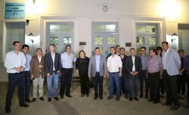 Inauguración de la Comisaría Segunda: Capitanich destacó la continuidad de políticas públicas en materia de seguridad