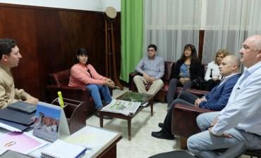 La Cámara de Comercio se reunió con Prefectura Naval para analizar la situación del ingreso de mercadería ilegal