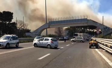 Arde Europa: incendios en Francia, Croacia e Italia