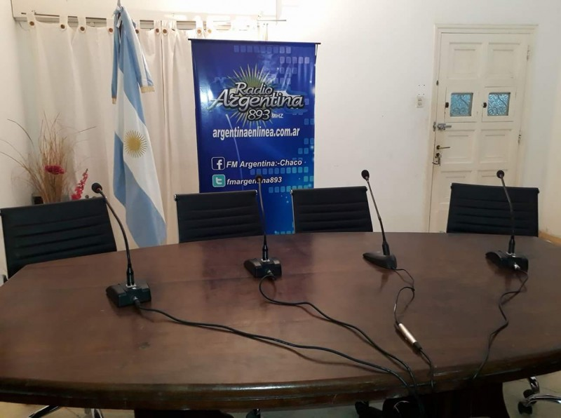 Todo listo para la transmisión especial de Radio Argentina 89.3