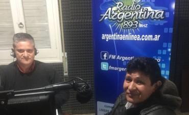"""""""52 millones de pesos en planes recibe la provincia por mes y el que más planes tiene es Bergia"""""""