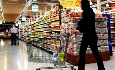 Consumo en súper y shoppings sigue en caída libre