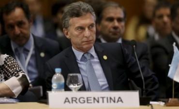 Macri se reúne con los presidentes de Uruguay y Bolivia