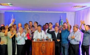 El Frente Chaco Merece Más obtuvo más del 46% de los votos. Le sacó casi 12 puntos de ventaja a Cambiemos
