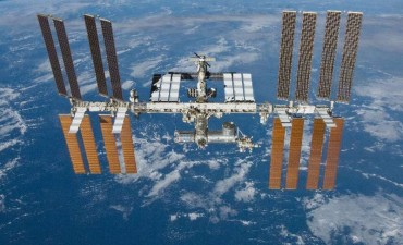 Ahora se puede recorrer la estación espacial con Google Street View