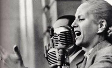 A 65 años: el pueblo no olvida a Evita