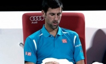 Djokovic no jugará el resto de la temporada por una lesión en el codo