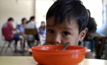 El 43% de los niños y adolescentes se encuentran malnutridos