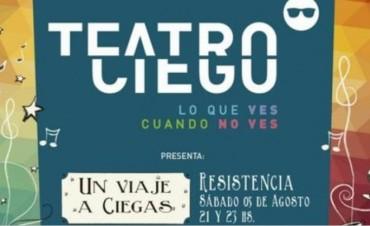 Teatro Ciego en el Guido Miranda