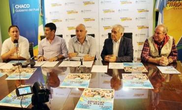 Oficializaron las visitas de las panteras y el técnico javier weber a la provincia