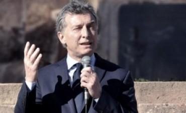 Macri sobre el cruce con Schiaretti: