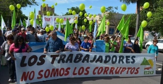 UPCP denunció que el gobierno quiere privatizar sectores de la Salud Pública
