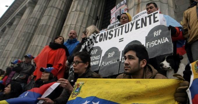 Gobierno argentino no reconocerá los resultados en Venezuela