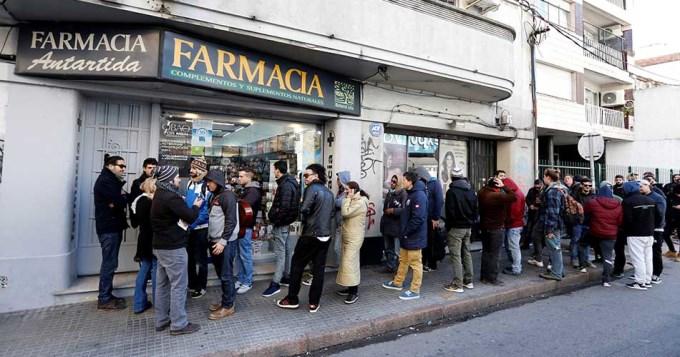 Ya se puede comprar Faso en Uruguay