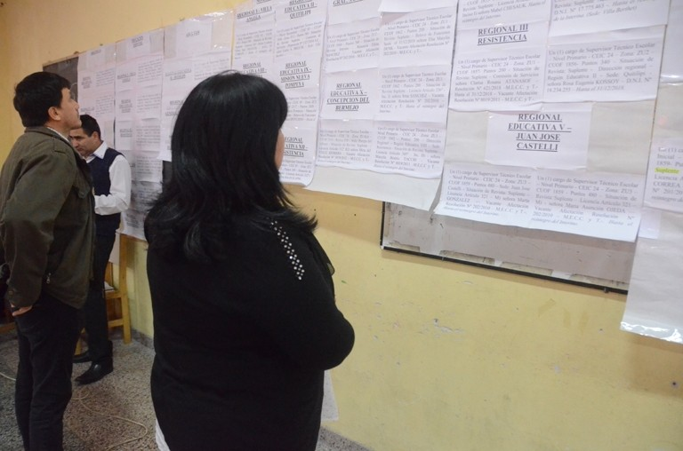 JUNTA DE CLASIFICACIÓN DE NIVEL PRIMARIO: ESTE MARTES SE OFRECERÁN CARGOS