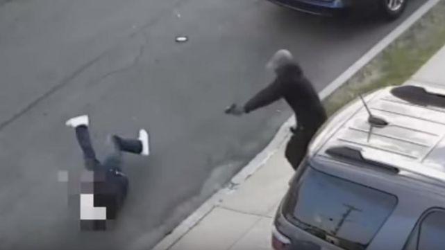 Brutal ataque a tiros contra el hijo de un célebre mafioso yanqui