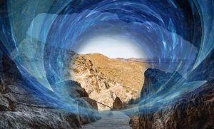 ¿Encuentran un túnel del tiempo en Las Vegas?