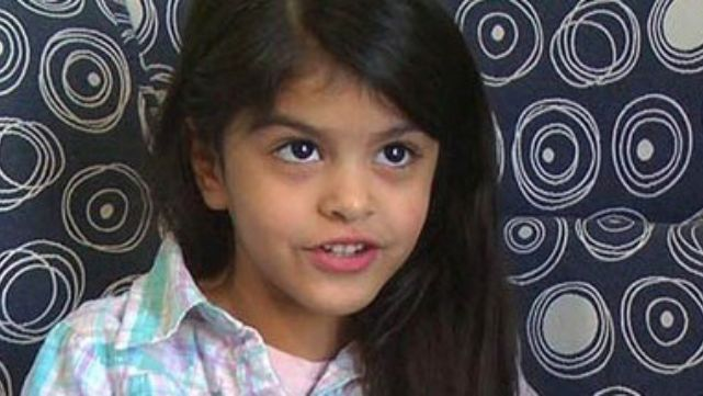 Gran gesto: niña de seis años donó su cabello para chicos con cáncer