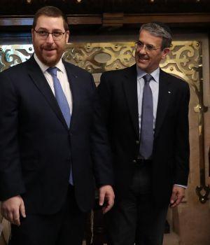 LaAMIA reclamó a Macrimedidas para atrapar a imputados iraníes