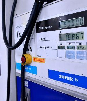 Las naftas volvieron a aumentar hasta un 5 por ciento