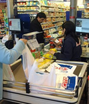 Los alimentos suben hasta un 12 % esta semana