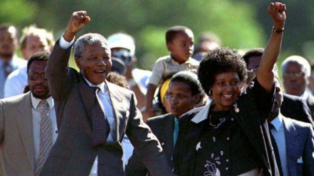 Se cumplen 100 años del nacimiento de Nelson Mandela