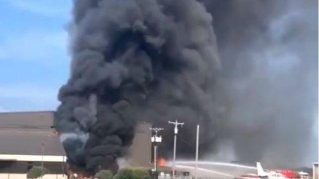 Se estrelló un avión en Texas y murieron 10 pasajeros