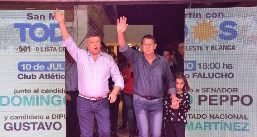 """PEPPO: """"MI LEALTAD ES CON EL PUEBLO DEL CHACO Y SU GENTE"""""""