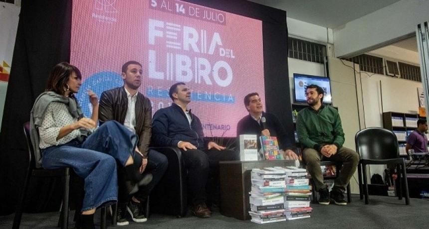 Más de cien mil personas disfrutaron de la Feria del Libro 2019