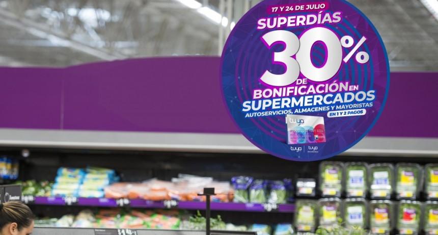 MÁS COMERCIOS SE INCORPORAN AL PRIMER DÍA DE LA PROMOCIÓN SUPERDÍAS DE TARJETA TUYA