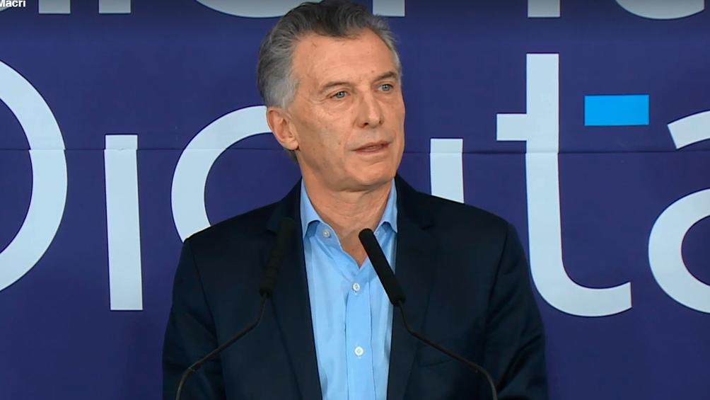 """Macri: """"Orgulloso de nuestros jugadores"""""""